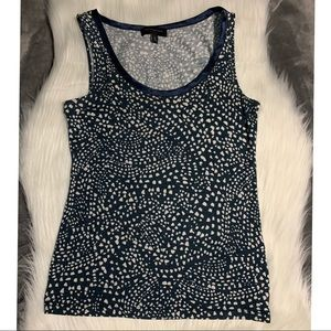 Banana Republic Luxe Touch Tank Top Size M